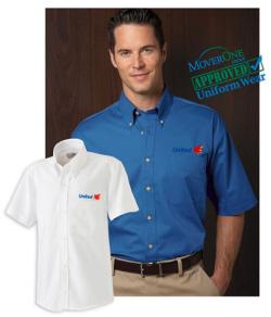 09c4a5b723a Men s Forsyth Freedom Twill Short Sleeved Casual Dress Shirt